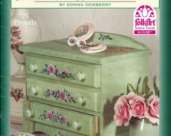 Small & Pretty by Donna Dewberry (Softcover, 1998)