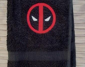 Deadpool Towel