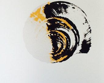 Pop Art Shell Card