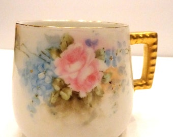 Limoges China Tea Cup