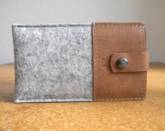 iPhone 6PLUS  /  6  /  5S  -  Felt case - felt sleeve