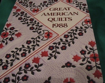 Great American Quilts 1988, Oxmoor House