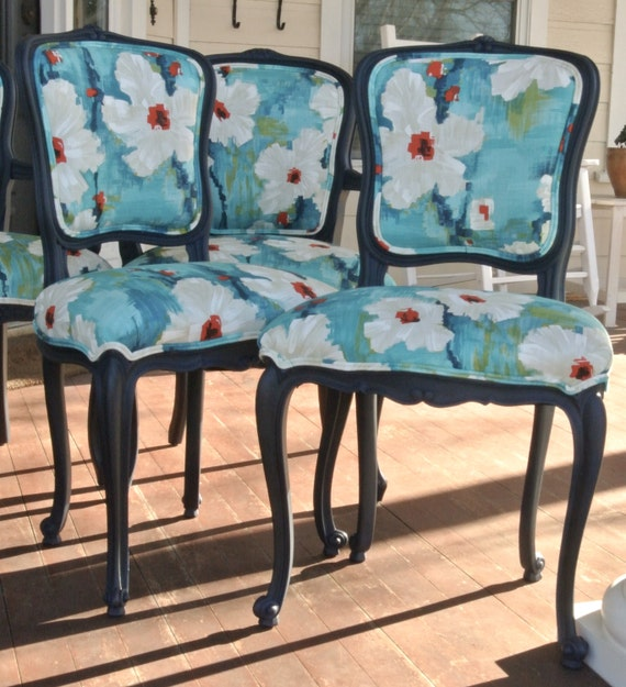 French Kitchen Chairs: Customizable French Kitchen/Dining Chairs Ready For Your