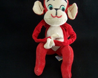 Vintage Dakin Dream Pet Monkey 1960s