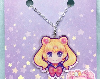 Sailor Moon Small Necklace