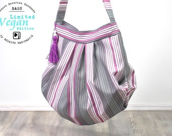 Balloon bag with zipper * new model *, bag, shoulder bag, shoulder bag,