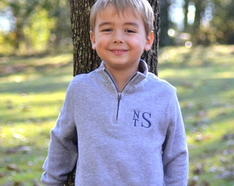 "Shop ""monogram sweater"" in Boys' Clothing"
