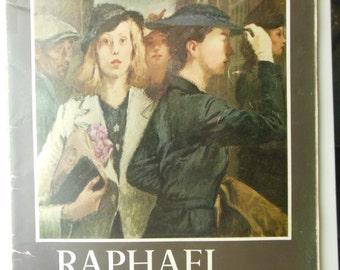 RAPHAEL SOYER INSCRIBED Signed Catalog Book to Charles Daniel, His Art Dealer