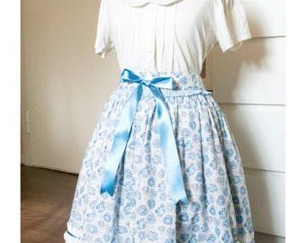 Lolita Fashion - Sweet Blue Skirt