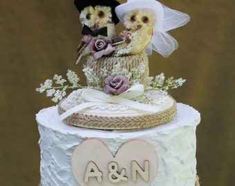owl wedding cake toppers for sale wedding cake topper peacock theme purple teal 18102