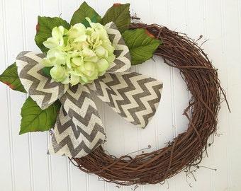 spring wreath, door wreath, wreath for spring, summer wreath, mothers day wreath, door wreath