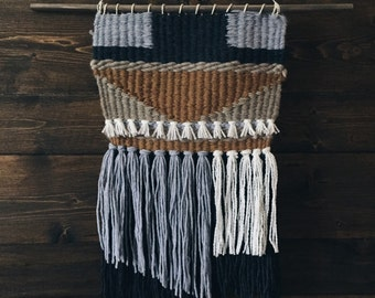 SALE - Medium Woven Wall Hanging