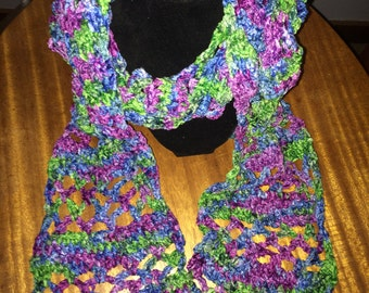 Funky and Fabulous Scarf