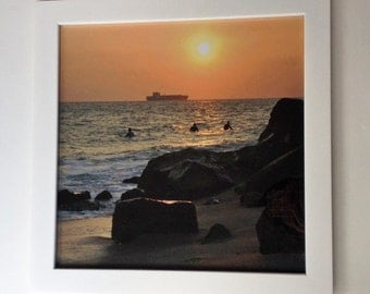 Real Photo Print Classic Frame Photography CRAMD Photographer Beautiful Pictures Photos Art Home Decor Furnishing Gift Beach Ocean Surf