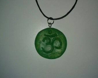 The Ohm, Feng Shui logo pendant