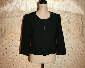 Vintage dressy womens jacket | Etsy