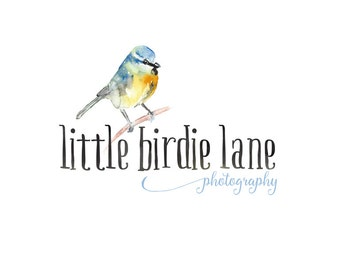 Logo Design Branding, Photography Logo, Small Business Logo, Custom Logo, Logo Design Package, Affordable Logo, Bird Logo, Logo Branding