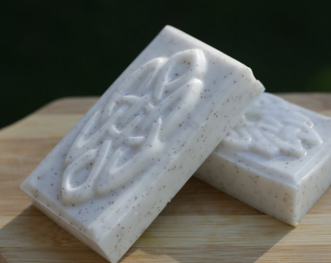 Shea Butter & Apricot Seed Soap with Tea tree oil