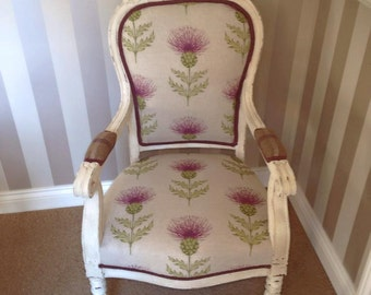 Antique French Chair - Free UK shipping