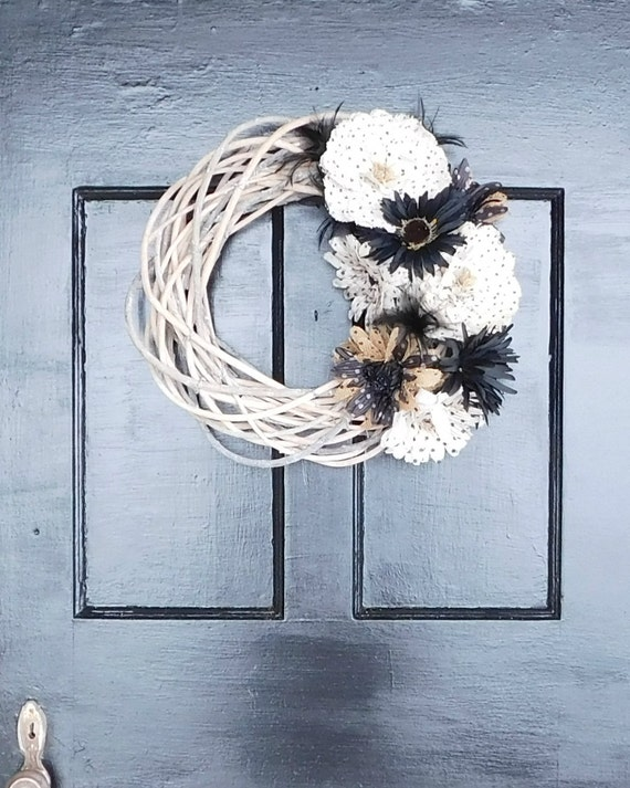All year wreath gift for her modern wreath bedroom by for Bedroom gifts for her