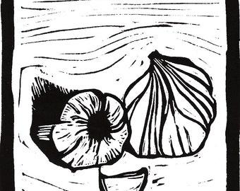 Garlic Print