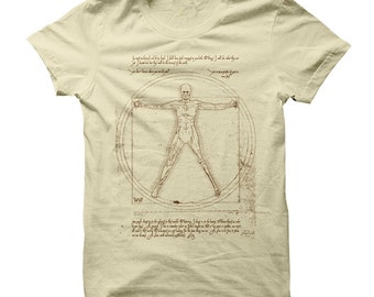 Westworld T-SHIRT / Vitruvian Host / Dolores / Scifi / TV / Unisex T-Shirt