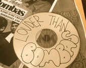 Louder Than Bombas MIX CD on Raza, Moz and the Smiths