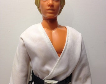 "Star Wars 1978 Luke Skywalker 12"" Action Figure Toy Toys Doll Kenner Vintage 79's Retro Pop Culture Movies"