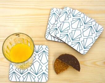 Sunbeam Coasters (set of 4)