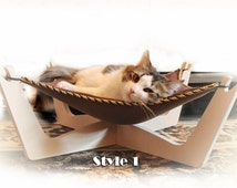 Christmas Gifts Bed for cats house for pet house Cat bed Pet Hammocks house for cat Pets & Pet Lovers Pet Furniture kitty Gift Ideas