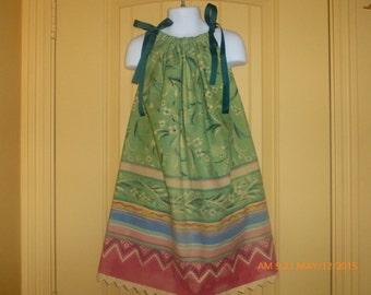 Batik Colored Sundress....