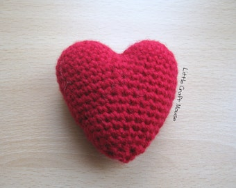 Little Heart Crochet Pattern