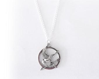 SALE - Mockingjay Necklace