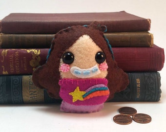 Mabel Pines Gravity Falls plushie