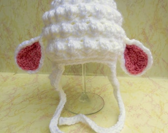 Crochet Pattern For Baby Lamb Hat : Crochet Sunshine Rainbow Lovey Baby Snuggle Blanket Baby