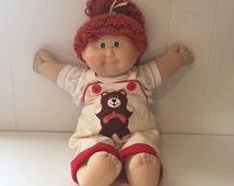 Vintage 1986 Cabbage Patch Kids Doll