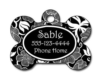 Personalized pet identification tags, Pet ID Tags, Pet Owner Gift