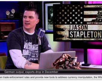 Eco Black - Mens Jason Stapleton Program Shirt 1 Organic Cotton