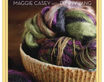 DVD - Start Spinning with Maggie Casey. Learn to spin video.