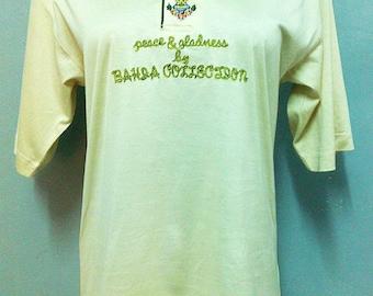 Vintage Roberta di Camerino Polo Shirt Made In Japan