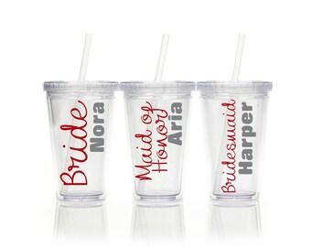 wedding cups etsy