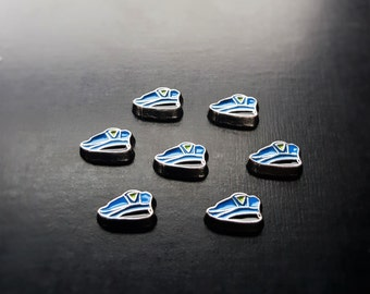 Police Cap Floating Charm for Floating Lockets-Gift Idea