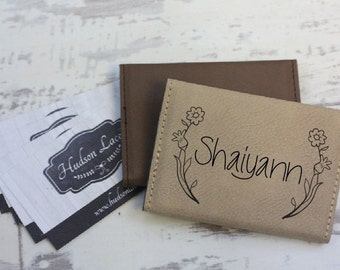 Personalized Business Card Holder, Custom Business Card Holders, Engraved Business Card Holders, Business Card holders