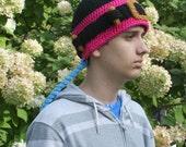 League of Legends  Jinx inspired hat
