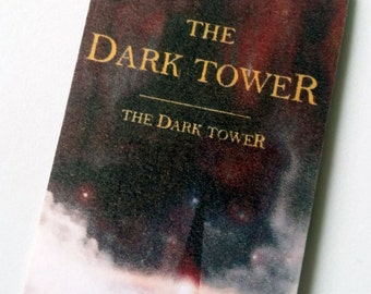 Stephen King's Dark Tower bookmark: The Dark Tower (Book 7)