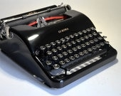 Antique Typewriter- Corona Standard - Great Condition - Working Perfectly