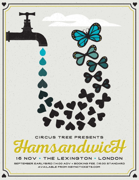 HamsandwicH at The Lexington, London Nov 16, 2015