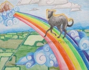 A trip over the Rainbow Bridge