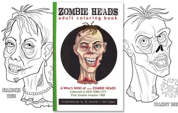 Atemberaubend Zombie Malbuch Galerie - Framing Malvorlagen ...