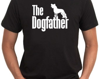 The dogfather Chinese Crested T-Shirt